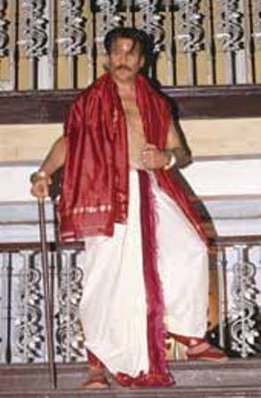 Jackie Shroff in a still from Antarmahal