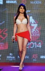 Kangna Sharma in Miss Maxim 2014