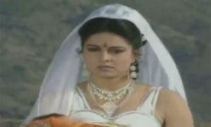 Kiran Juneja in Mahabharat