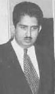 Pankaj Dheer's father, C. L. Dheer