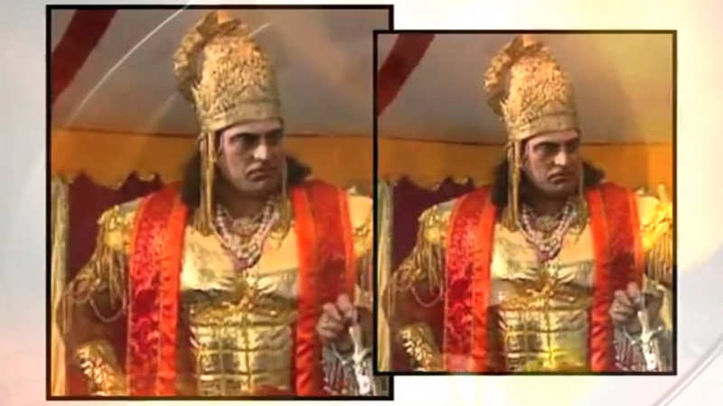 Praveen Kumar as Bheem in Mahabharat