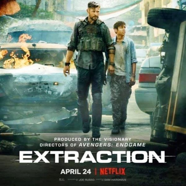 Rudhraksh Jaiswal in Extraction