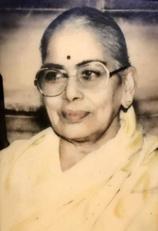 Surendra Pal's Mother