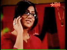 Anindita Bose in Gaaner Oparey