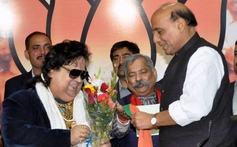 Bappi Lahiri Joining BJP