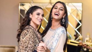 Ankita Lokhande with her sister