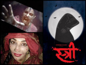 Flora Saini in Stree
