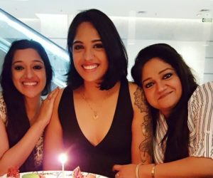 Mumtaz Sorcar and her sisters