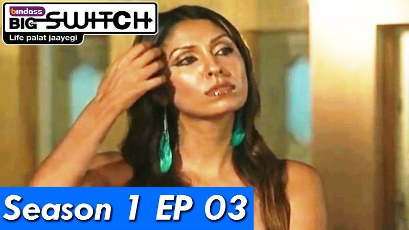 Pooja Misrra in Big Switch