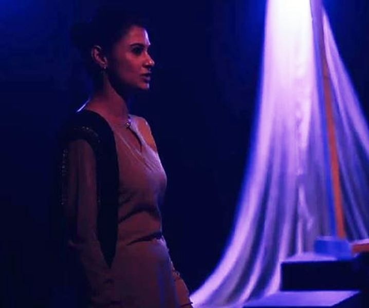 Priyasha Bhardwaj in the Theatre Play, Tughlaq