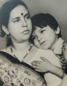 Sunita Rajwar's brother and her mother