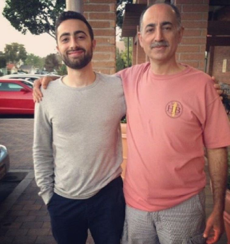 Elwa Saleh's Brother and Father