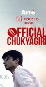 Official Chukyagiri Poster