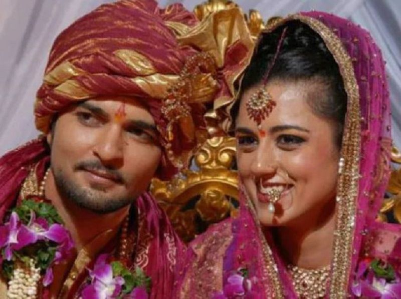 Ridhi Dogra's Wedding Picture