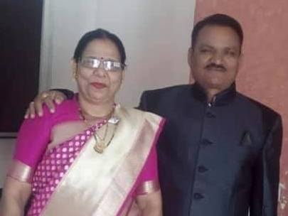 Shubham Mishra parents