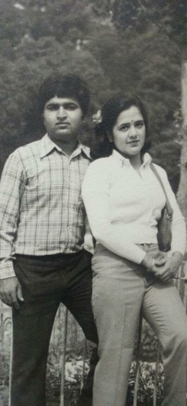 Subuhi Khan's Parents