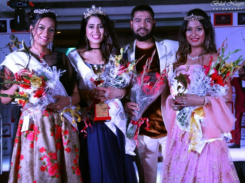 Faiz Qureshi in a Beauty Pageant