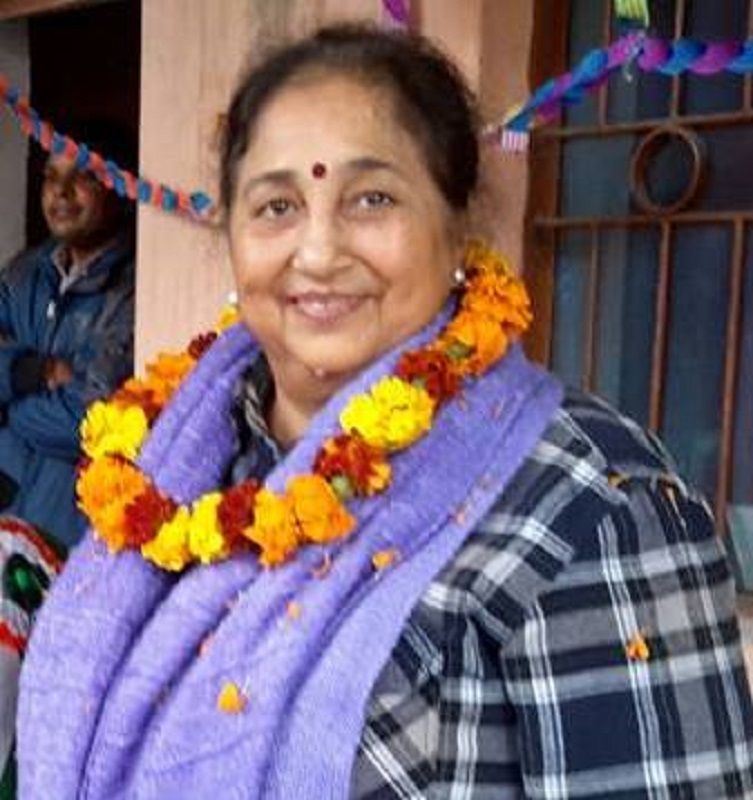 Sujata Paul's Mother