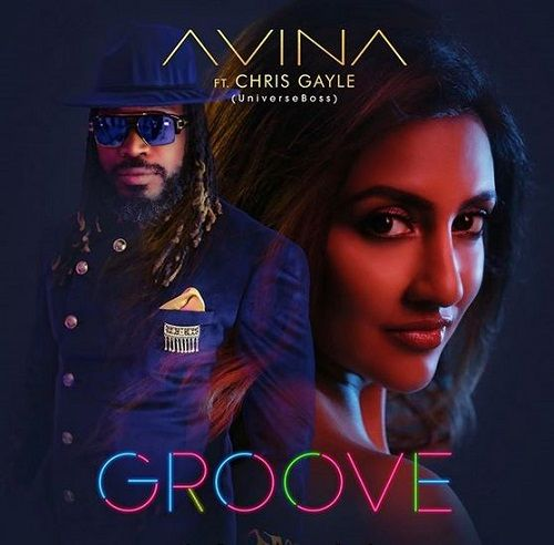 Avina Shah's Song With Chris Gayle