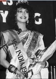 Dolly Minhas as Miss India 1988