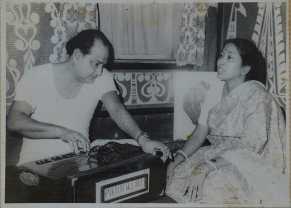 First Lady Suvra Mukherjee