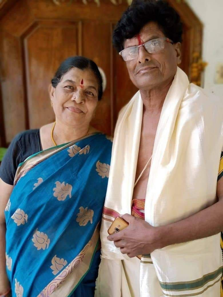 Karate Kalyani's Parents