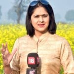 Navjyot Randhawa (News Anchor) Age, Boyfriend, Husband, Family, Biography & More