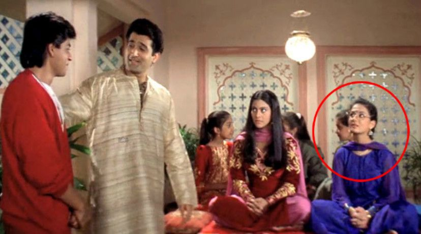 Pooja Ruparel in Dilwale Dulhania Le Jayenge
