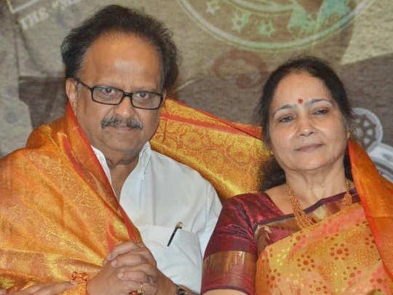 S. P. Charan's Parents