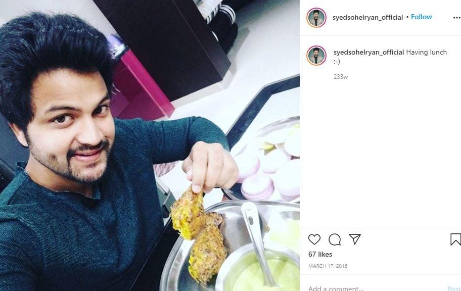 Syed Sohel Ryan's Instagram Post