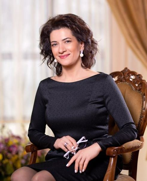 Armenian PM's wife Anna Hakobyan