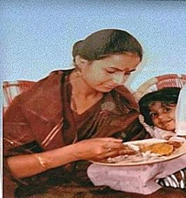 Ayesha Singh's mother
