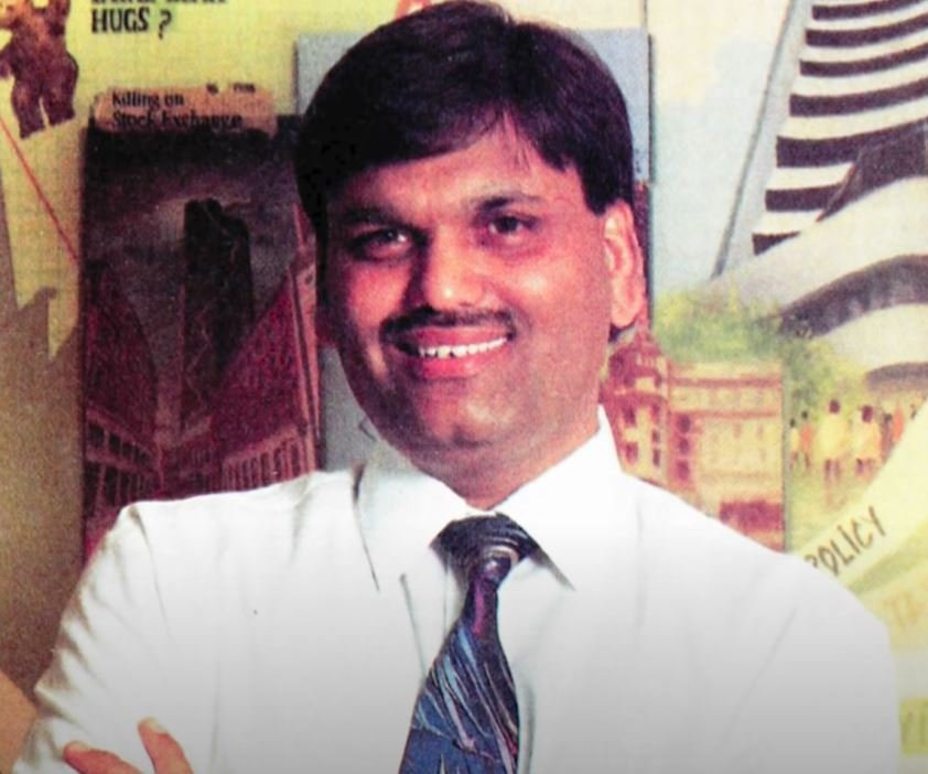 Harshad Mehta Age, Death, Wife, Children, Family, Biography & More »  StarsUnfolded