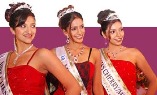 Samyuktha Karthik on Winning Miss Chennai 2007