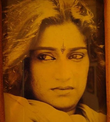 Seema Pahwa in Her Younger Days