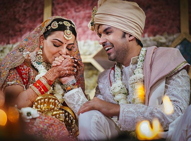 Kajal Aggarwal marriage image