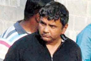 Harshad Mehta's brother, Sudhir Mehta