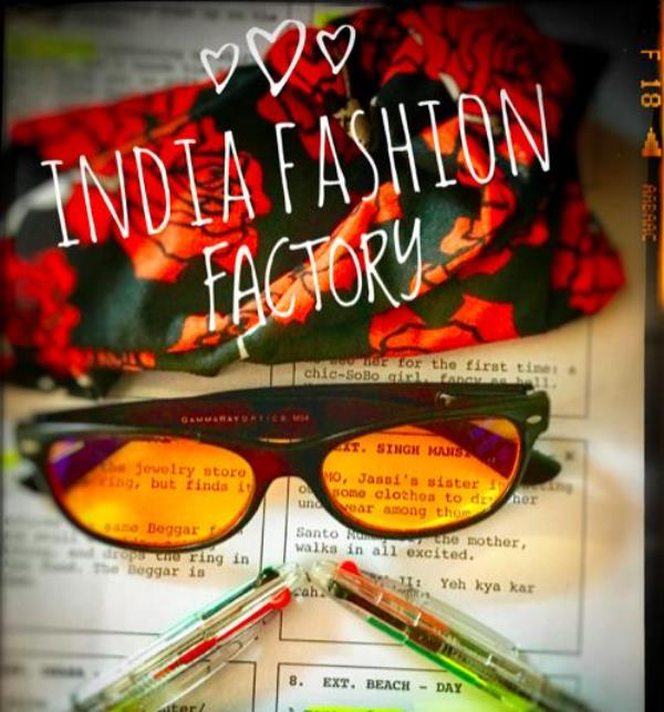 Indian Fashion Factory (2020)