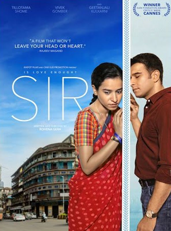 Is Love Enough SIR Poster