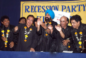 Jaspal Bhatti's Recession party