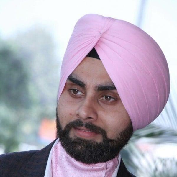 Jaspreet Singh's elder brother