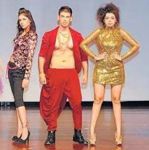Milind Chandwani in a Modelling Competition