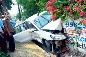 The day of accident of Jaspal Bhatti