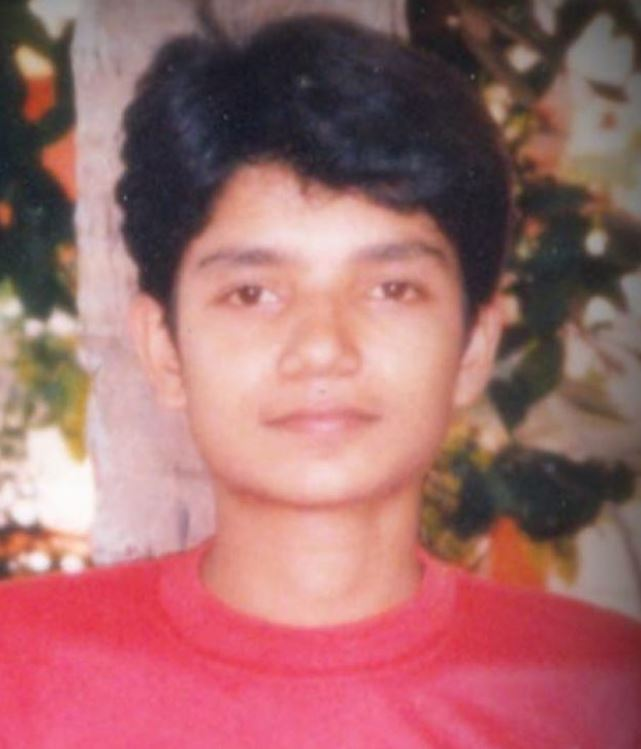 An old icture of Sreenath Bhasi