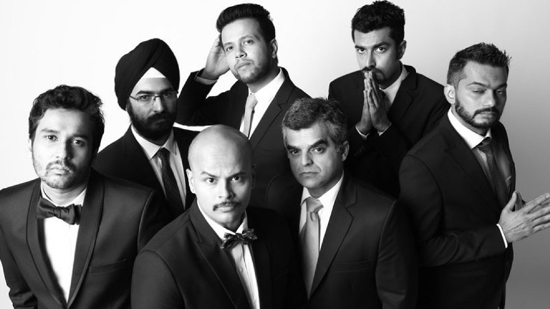 Atul Khatri with other members of EIC