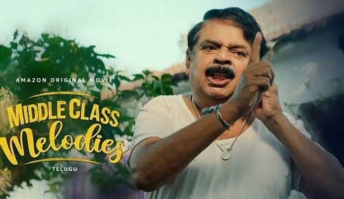 Goparaju Ramana in Middle Class Melodies