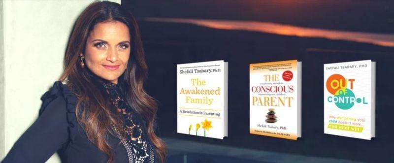 Dr. Shefali,s bestsellers