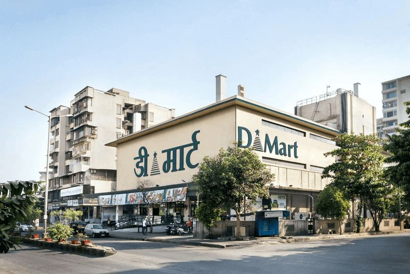 Mr. Damani's supermarket chain DMart