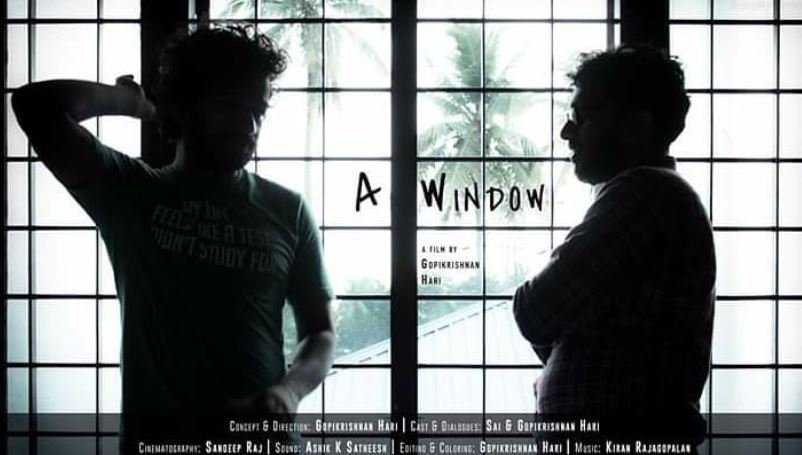 A Window film poster