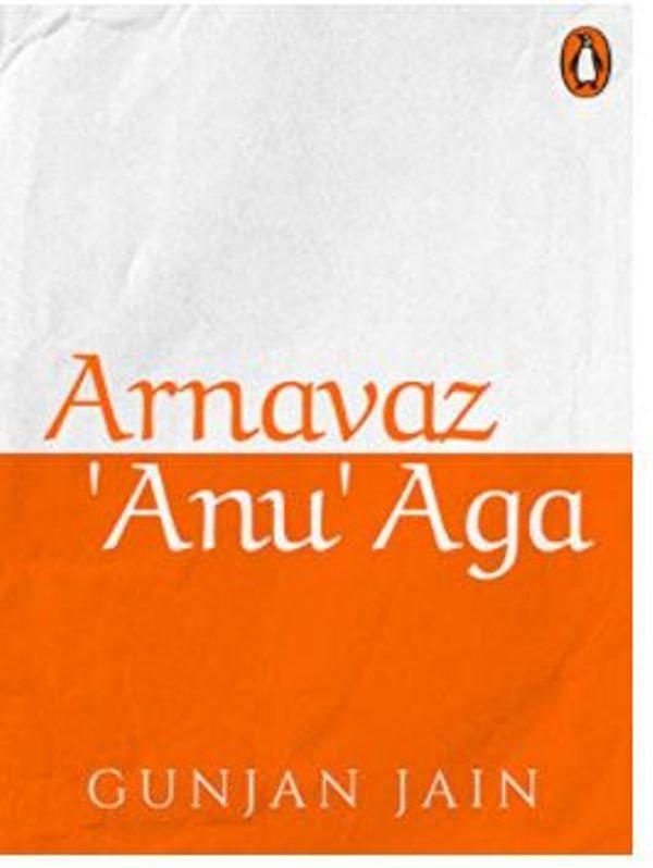 A book on Anu Aga by Gunjan Jain